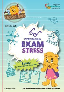 Overcoming Exam Stress 2014