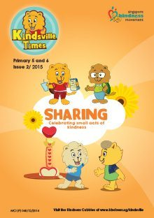 Sharing – 2015 Kindsville A-OK
