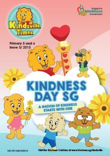 Kindness Day SG – 2015 Kindsville A-OK