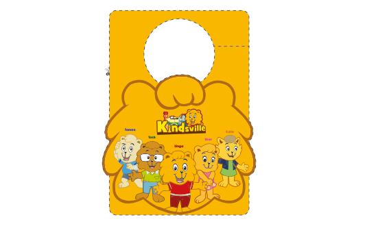 View Cubbies Door Hanger