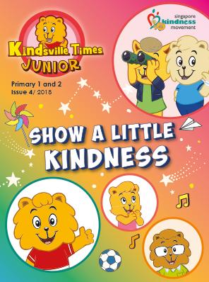 Read Show A Little Kindness now