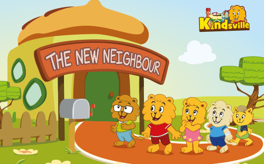 Read The New Neighbour