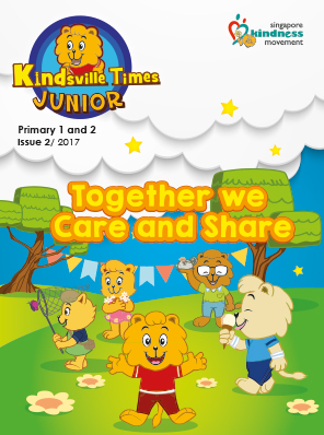Read Together, we care and share now