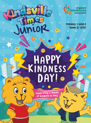 Read Happy Kindness Day! now