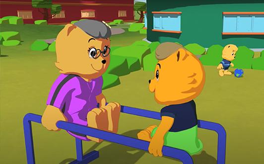 Watch Befriend An Elderly Day now