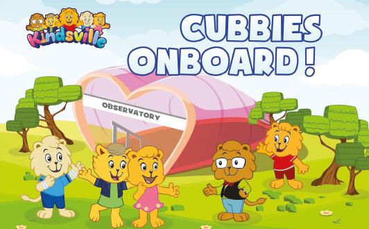 Read Cubbies Onboard!