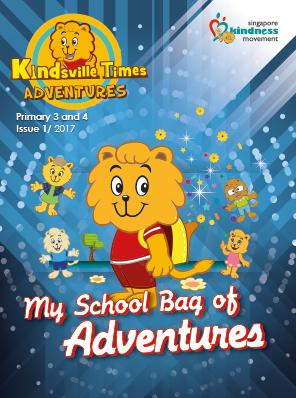 Read My School Bag of Adventures now