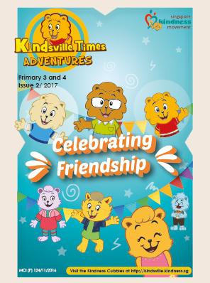 Read Celebrating Friendship now