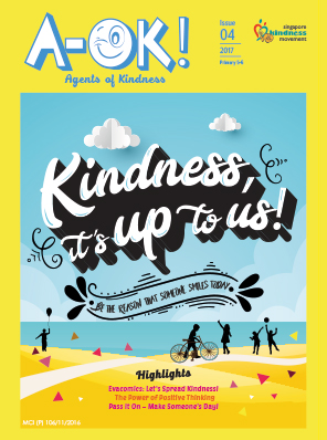 Read Kindness, It's Up to Us! now