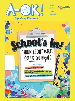 Read School's In! now