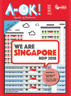 Read We Are Singapore NDP 2018 – P5 Issue now