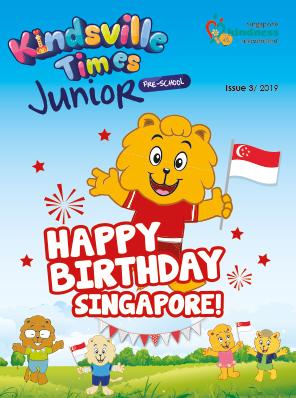 Read Happy Birthday Singapore! now