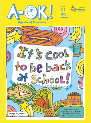 Read It's Cool to be Back at School! now