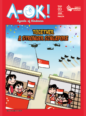 Read Together A Stronger Singapore now
