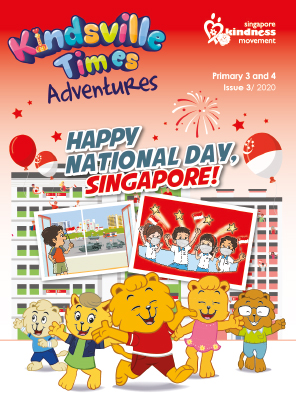 Read Happy National Day, Singapore! now