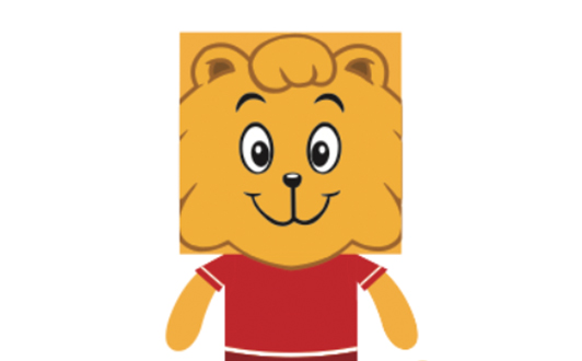 View Singa Character Cube
