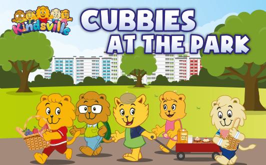 Read Cubbies At The Park