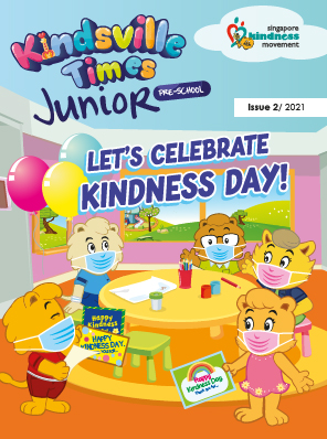 Read Let's Celebrate Kindness Day! now