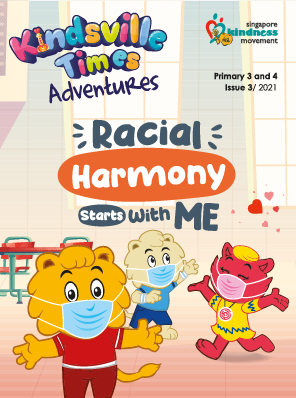Read Racial Harmony Starts With Me now